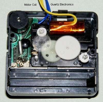 Synchronous Clock Motor